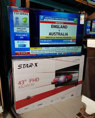 STAR X LED TV 43 INCH image 1
