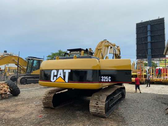 2005 Caterpillar Excavator CAT 325CLN image 3