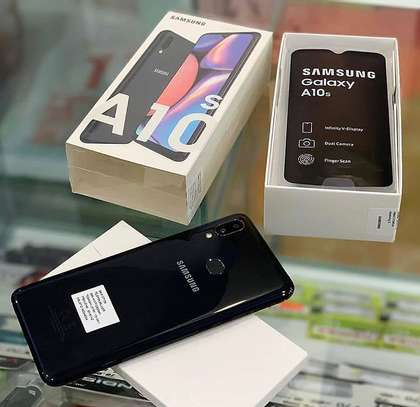 SAMSUNG Galaxy A10s GB 32 PATA offer➖( Cover & Delivery BureE ) image 2