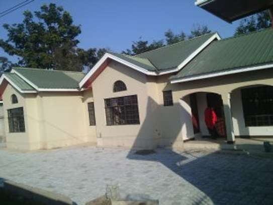 3 Master Bdrm  House at Njiro Arusha