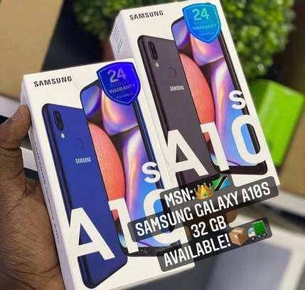 SAMSUNG Galaxy A10s GB 32 PATA offer➖( Cover & Delivery BureE ) image 1