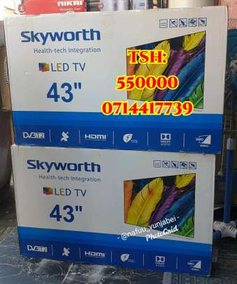 SKYWORTH SATELLITE TV INCH 43 image 3