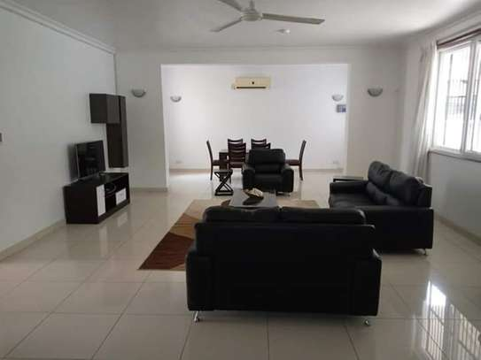 4 Bedrooms Executive Furnished Villa Houses in Oysterbay image 2
