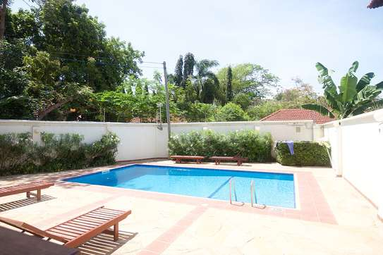 4 Bdrm Villas with a Beautiful Garden in Oysterbay