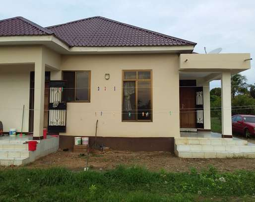 House For Rent in Gezaulole-Kigamboni