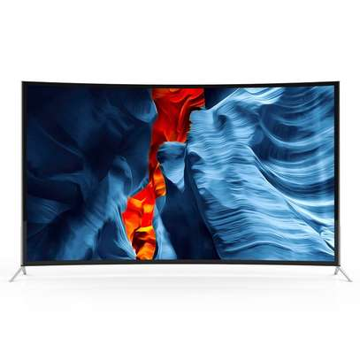 65 Inch TV Smart Curve -- Double Glass image 4