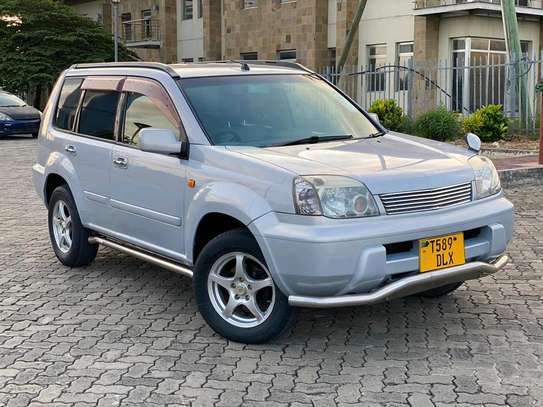 2001 Nissan X-Trail image 9