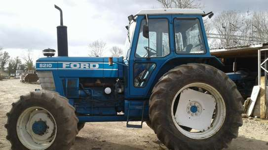 1991 Ford ford 8210 tractor