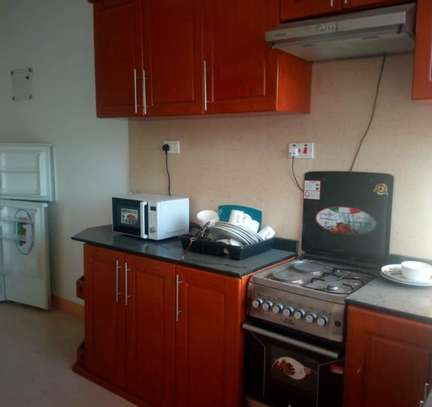 2 bedrooms apartments for rent  full filurnished ( msasani) image 3
