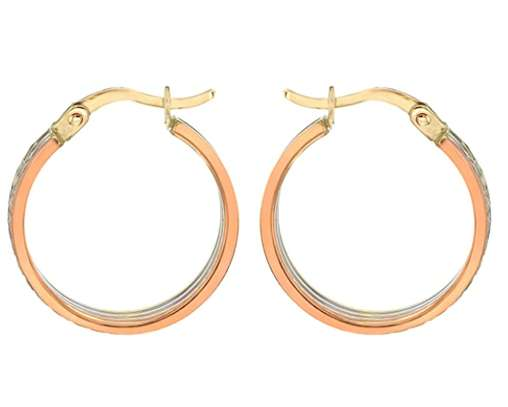 Get the brand new #Carissima Gold for Women's 9 ct, available with three colors image 5