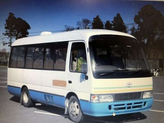 2003 Toyota COSTER 1HZENGINE   26SEATER USD 12200 CIF DAR PORT image 1