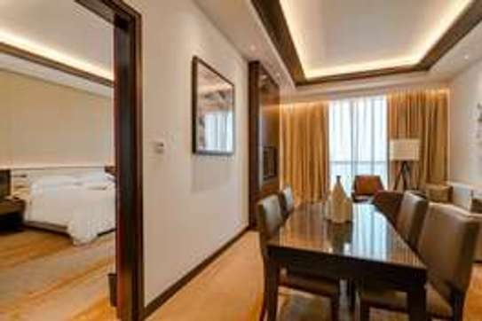 Luxury One Bedroom Apartment at Johari Rotana Hotel