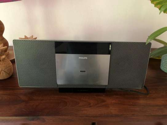 Philips Music system DCM3060 with Dock for iPod/iPhone/iPad image 1