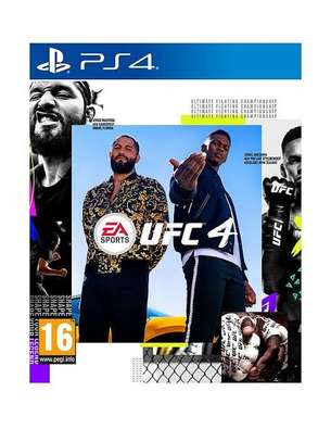 UFC 4 For Ps4 image 1