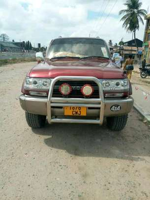 2002 Toyota Land Cruiser
