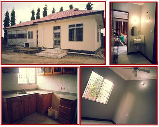 SMALL-FAMILY HOUSE TO RENT AT KIBADA, KIGAMBONI, DAR ES SALAAM image 1