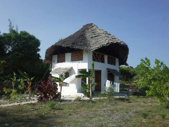 Kizimkazi House & Land - 2nd Row - Tourist zone
