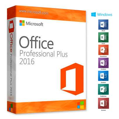 Ms Office 2016 Pro Plus