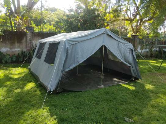 Safari Camping and Dining Tents - LIST BELOW WITH PRICES image 9