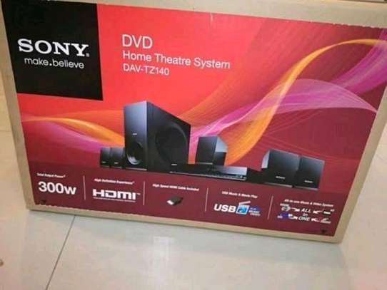 SONY HOME THEATRE SYSTEM image 2