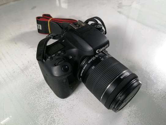 Canon EOS 760D Digital SLR Camera Kit with EF-S 18-55mm image 4