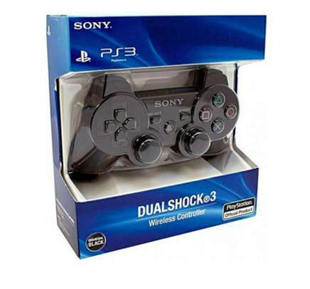 Playstation 3 ps3 controller dualshock 3 sixaxis wireless controller gamepad new image 1