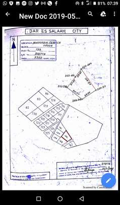 mikocheni industrial plot 5262 sqm for sale $600,000 is open yard image 4