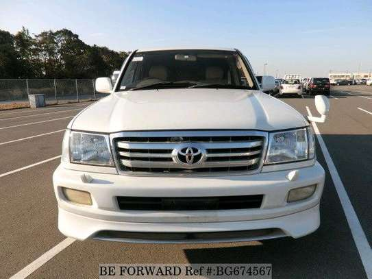 2002 Toyota Land Cruiser VX