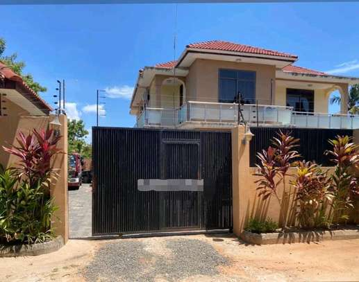 HOUSE FOR RENT LOCATION IN MBEZI BEACH MAKONDE image 1