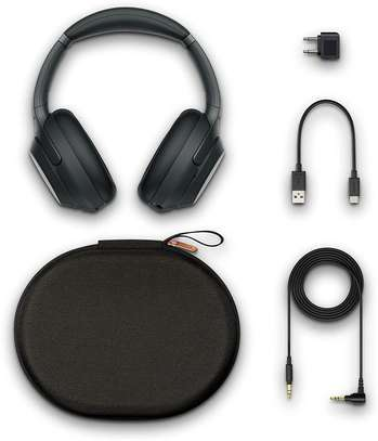 Sony WH-1000XM3 Noise Cancelling Wireless Headphones with Mic, 30 Hours Battery Life image 7