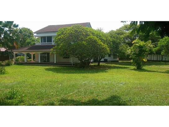 4bed house at masaki with mature garden,pool,generator $5000pm image 1