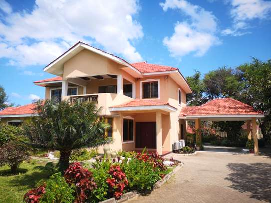 Grand Mansion with Sea view for rent at osterbey