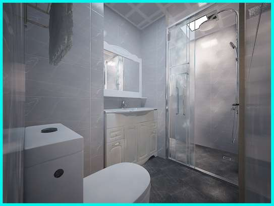 3 Bdrm Modern all Ensuite Apartments at Victoria Treasure image 8