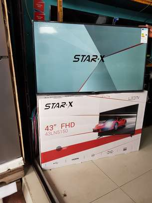 STAR X 43 FULL HD TV image 2