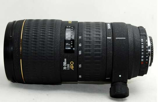 Sigma 70-200mm f/2.8 EX DG HSM for Nikon