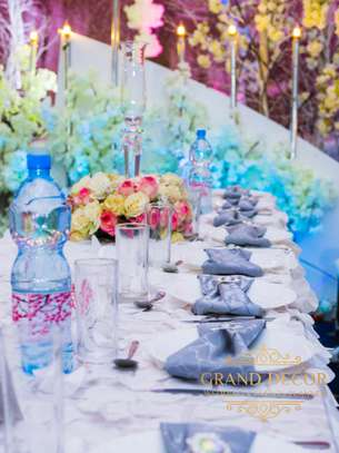 Grand Decor Wedding & Events Planner