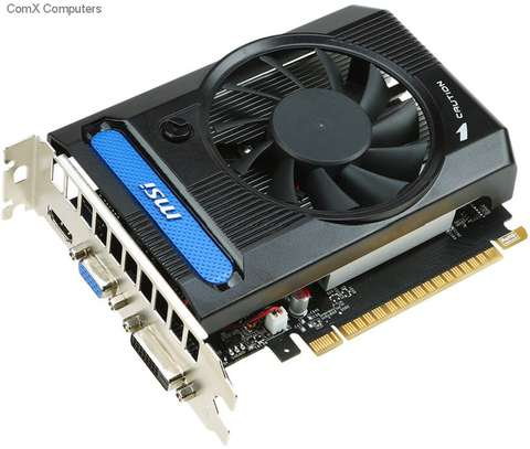 MSI NVIDIA 2GB GRAPHIC CARD
