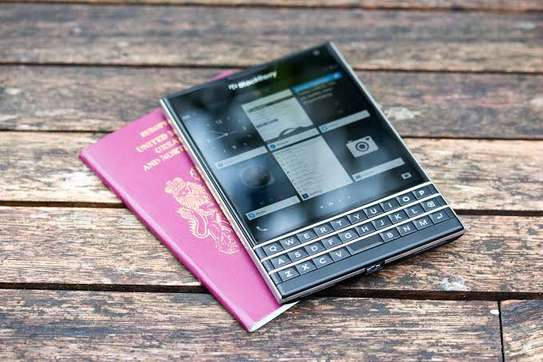 Blackberry passport for sale with accessories