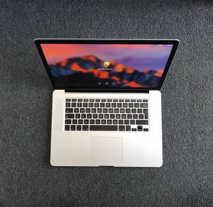 MacBook Pro Retina Display (2015)