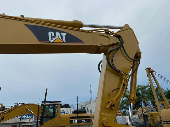 2005 Caterpillar Excavator CAT 325CLN image 6