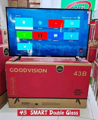 Good vision INCH 43 smart TV image 1