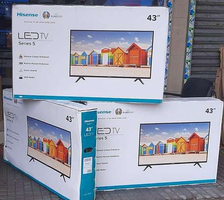 HISENSE LED FULL HD TV 43 INCH image 1