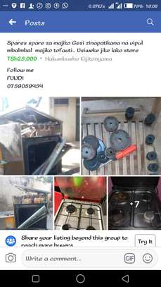 Maintanance Cooker and Hom Electricity.. image 1