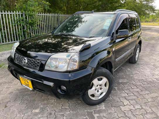 2003 Nissan X-Trail image 4
