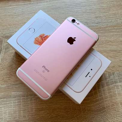 Rose gold_iPhone 6s