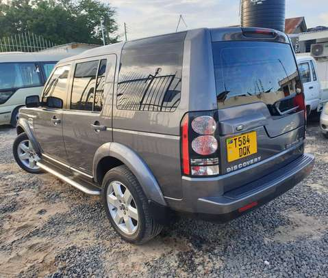 2007 Land Rover DISCOVERY-3 (DQK) image 11