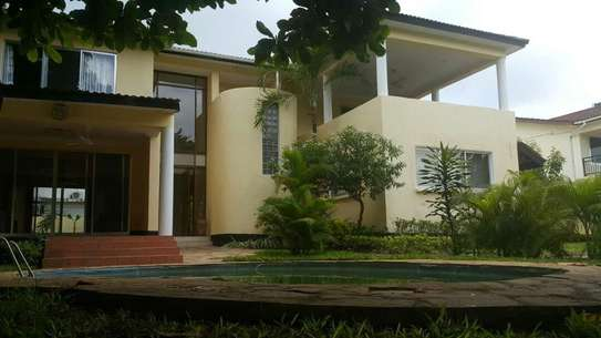 4 Bedroom fully furnished house in Oysterbay