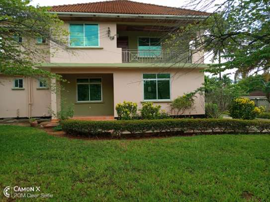 4 bed room house for rent at mbezi africana image 1