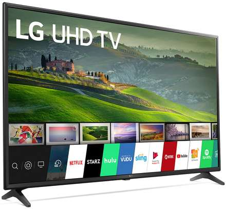 55 LG Smart  UHD  4K TV  - NETFLIX  YOUTUBE image 2