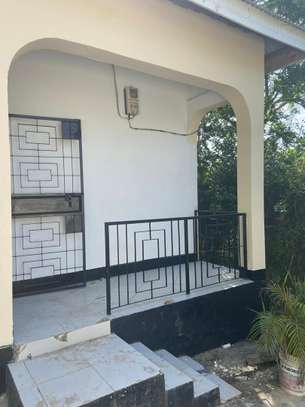 2 bed room stand alone house for rent at changanyikeni image 2